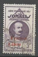 COTE DES SOMALIE N° 229 OBL - Oblitérés