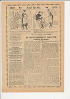 Presse 1930 Pélerinage De Saint-Etton ( Dompierre-sur-Helpe Baguette De Coudrier Bénite ) 226CH21 - Vieux Papiers