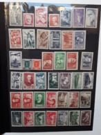 France 1935 à  1937**, Cote 1031€ - Ungebraucht
