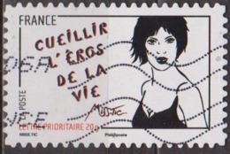 Street Art - FRANCE - Droits De La Femme - Eros - Miss Tic -  N° 549 - 2011 - Frankrijk