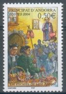 Andorra (French Adm.), Les Encans De Saint Antoine, 2004, MNH VF  591 - French Andorra
