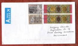 Brief, Konservatorium U.a., Nevele Nach Leonberg 2013 (80118) - Belgium