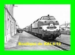 AL 501 - Train - Loco CC 65018 En Gare - LE CHAPUS - Charente Maritime - SNCF - Trains