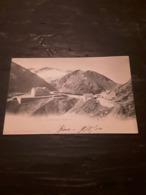 Cartolina Postale, Postcard 1900, Furka, Passhöhe - UR Uri