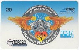 BRASIL J-535 Magnetic CTBC - Used - Brasilien