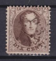 N° 14 : 163  HAL COBA +8.00 - 1863-1864 Medaillen (13/16)