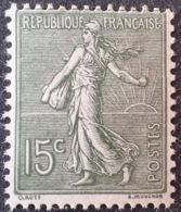 R1189/40 - 1903 - TYPE SEMEUSE LIGNEE - N°130 (I) NEUF** - Nuovi