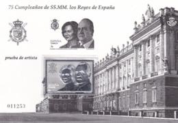 España Prueba Nº 114 - Blocs & Hojas