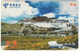 CHINA D-799 Prepaid ChinaTelecom - Landscape - Used - China