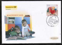 CEPT 2010 DE MI 2796 GERMANY FDC - Europa-CEPT