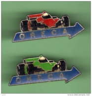 SPORT AUTO *** ORECA *** Lot De 2 Pin's Differents *** 1058 - Automobile - F1