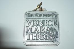 Rare Médaille 7 Eme Marathon International De Venise 11 Octobre 1992 - Italie