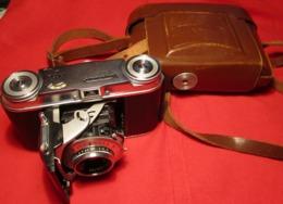 Voigtländer VITO II Kamera Objektiv Color-Skopar 1:3.5/50 (a) - Cameras