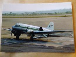 AIR AFRIQUE  DC 3    TU TCL - 1946-....: Era Moderna