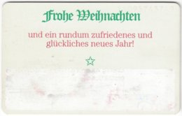 GERMANY O-Serie B-383 - 1800 11.95 - Occasion, Christmas - Used - Germania