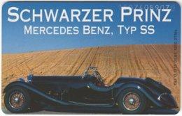 GERMANY O-Serie B-399 - 1313 07.95 - Traffic, Historic Car, Mercedes - MINT - Deutschland
