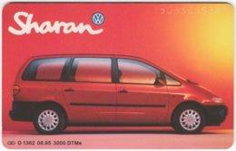 GERMANY O-Serie B-400 - 1362 08.95 - Traffic, Car, VW - MINT - Deutschland