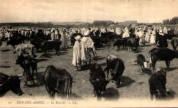 Algérie - SIDI-BEL-ABBES - Le Marché - Sidi-bel-Abbes