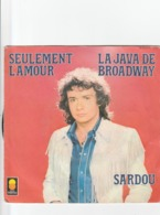 M. SARDOU - Autres - Musique Française