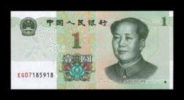 China 1 Yuan Mao Tse-Tung 2019 Pick New SC UNC - China