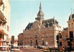 59 - Roubaix - L'Hôtel De Ville - Automobiles - Voir Scans Recto-Verso - Roubaix
