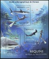 MONACO 2014 Blacktip Reef Shark Sharks Animals Fauna MNH - Andere