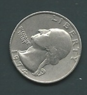 UNITED STATES USA 25 Cents (QUARTER) 1974   Pia 21806 - Emissioni Federali