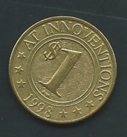 Innoventions1998 Coin Heads  ,pia 22001 - Monedas/ De Necesidad
