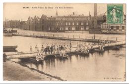 62 100 - ARRAS - Ecole Du Pont Du Génie - Un Pont De Bateaux - MILITARIA - Arras