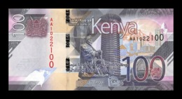 Kenia Kenya 100 Shillings 2019 Pick New Design SC UNC - Kenia