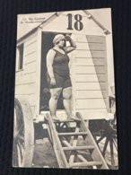 Carte Postale Ancienne  (1933) Un Bonjour De Blankenberghe - Blankenberge