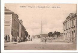 45 100 - ORLEANS - 8e Régiment De Chasseur à Cheval, Quartier Sonis - MILITARIA - Orleans