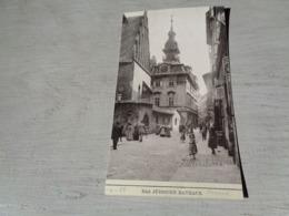 Tsjechië   Pas Une Carte Postale - Prague  Prag  Das Jüdische Rathaus  Jewish  Juif  Joods - Czech Republic