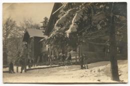 ZAGREB - CROATIA, SLJEME  PLANINARSTVO, Year 1927 - Croacia
