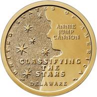 "USA, 2019 Innovation, $1 Coin ""D"" Delaware - EDICIONES FEDERALES"