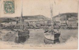 13 - MARSEILLE - L' Estaque - Vue Générale - L'Estaque