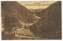 KLANJEC Zagorje - CROATIA, ZELENJAK HRVATSKA HIMNA, Year 1912 - Kroatië