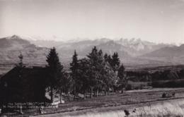 74 Au Salève, Le Mont Blanc, Vallée De L'Arve - Chamonix-Mont-Blanc