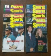 10 SPORTSWORLD MAGAZINES BACK ISSUES 1990's LOOK !! - 1950-Now