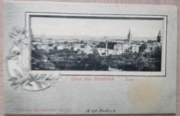 Germany Gruss Aus Osnabrück 1902 - Germany