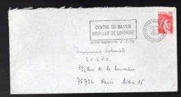 FRANCIA - FREYMING - MERLEBACH - CENTRE DU BASSIN HOUILLER DE LORRAINE - Roches Carbonées De Type Charbon Lignite - Sciences