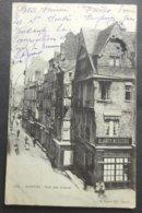 CPA 44 NANTES - Rue Des Carmes - Edit. Thuret 102 Précurseur - Réf. Z 136 - Nantes