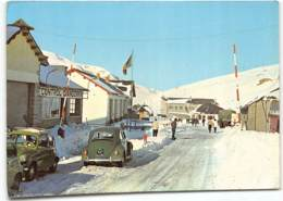 VALLS D'ANDORRA: Control Del Pas De La Casa. Andorre. Pas De La Case. VW COX Coccinelle. Douanes Frontiere - Andorre