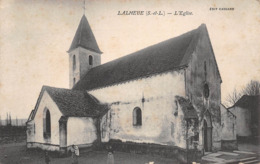 71 - Lalheue - Beau Cliché De L'Eglise - France