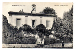 Longvic L Ecole Des Garcons - France