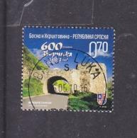 Bosnia And Herzegovina Republika Srpska 2010 600 Years Of Zvornik Used - Kastelen