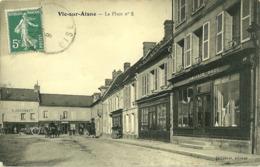 VIC - SUR - AISNE La Place N 2 - Vic Sur Aisne