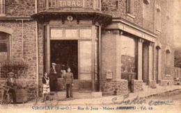 VIROFLAY  Rue De Jouy  Café Arnaud - Viroflay