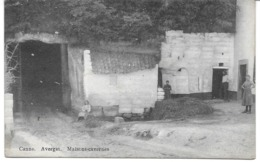 CANNE (3770) Avergat Maisons Cavernes - Riemst