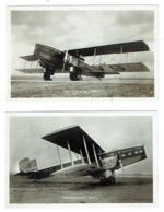 THE GOLDEN RAY LIORE ET OLIVIER 2 CP Avion Avec Moteurs Renault - 1919-1938: Between Wars